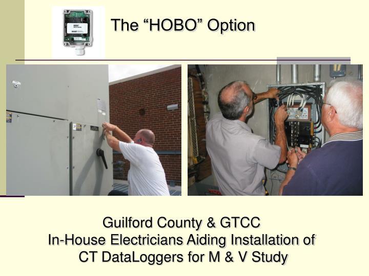 "The ""HOBO"" Option"