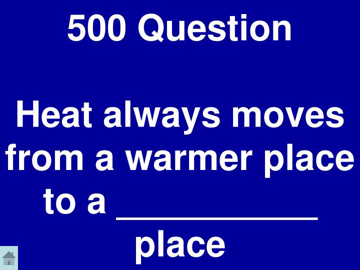 500 Question