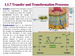 1 1 7 transfer and transformation processes