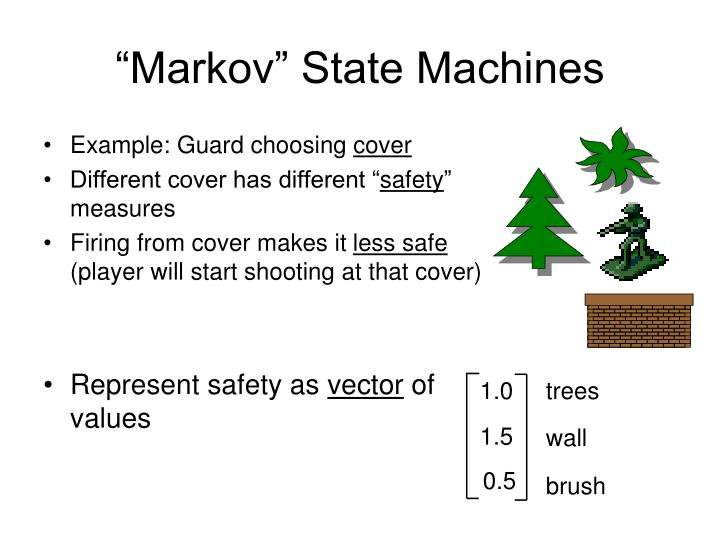 """Markov"" State Machines"