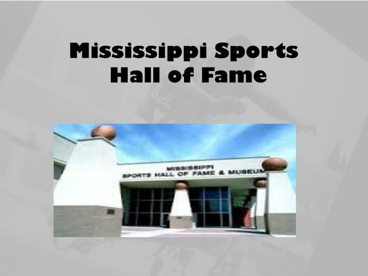 Mississippi Sports