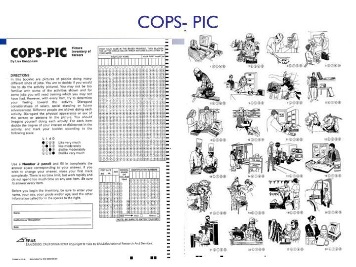 COPS- PIC