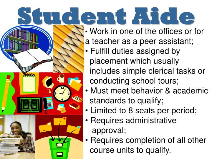 Student Aide