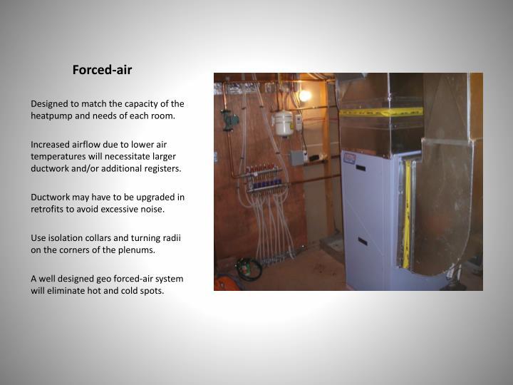 Forced-air