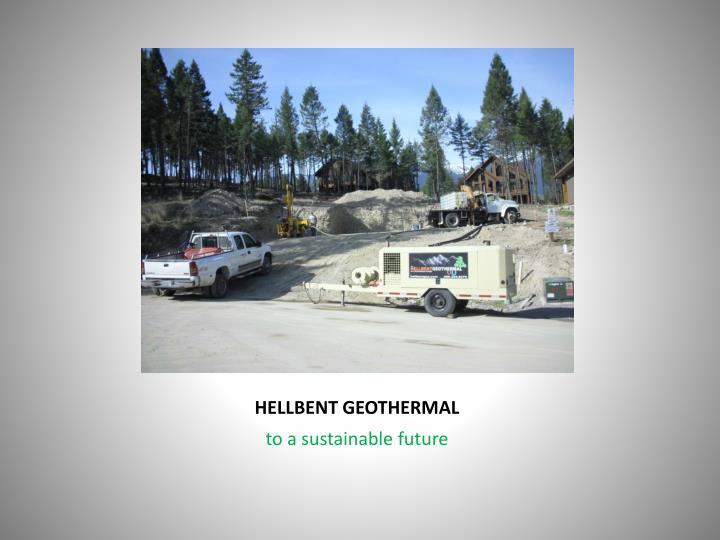 HELLBENT GEOTHERMAL
