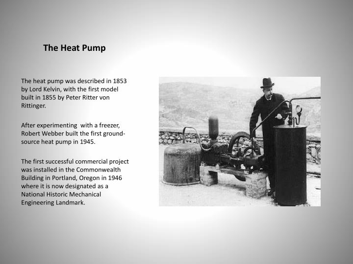 The Heat Pump