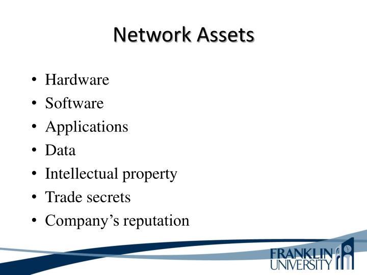 Network Assets