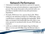 network performance1