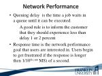 network performance16