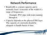 network performance4