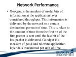 network performance5