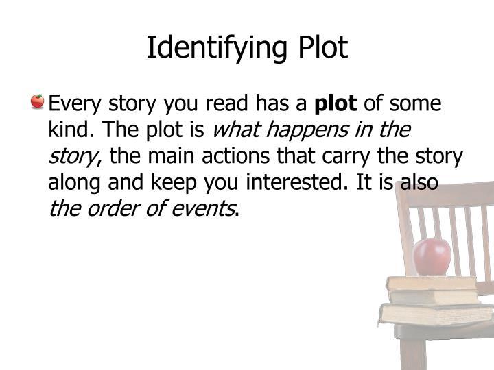 Identifying Plot