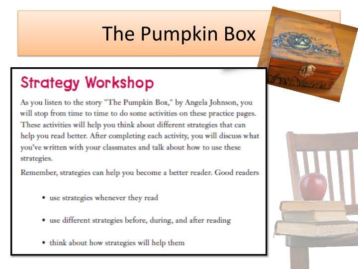 The Pumpkin Box