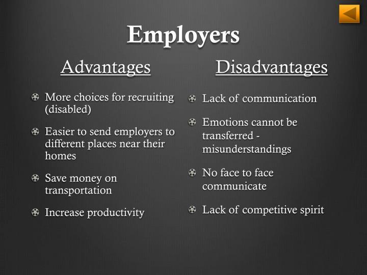 Employers