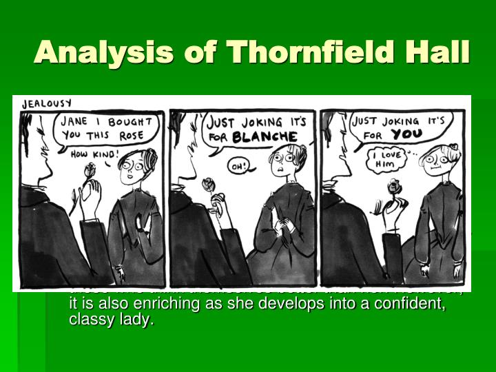 Analysis of Thornfield Hall