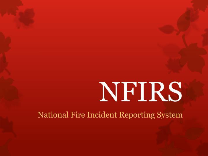 NFIRS