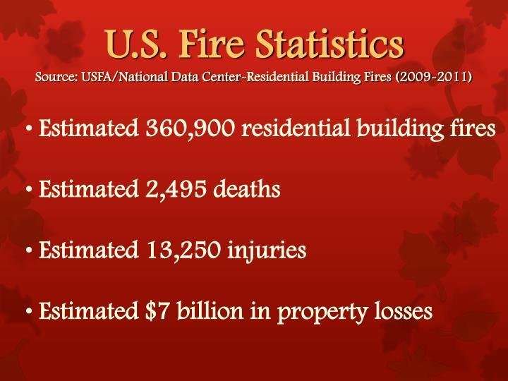 U.S. Fire Statistics