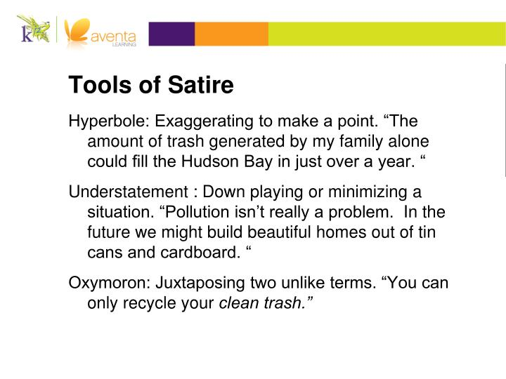satire essay generator