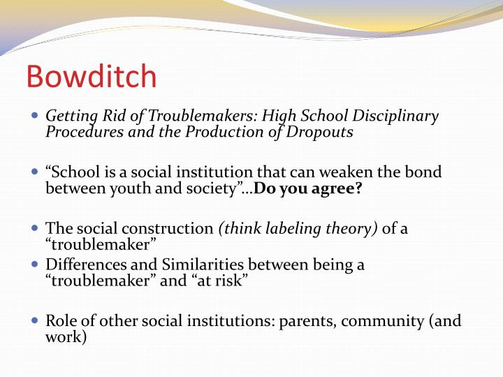 Bowditch