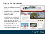 goals of the partnership1