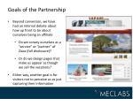 goals of the partnership2