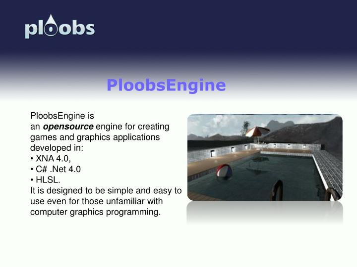 PloobsEngine