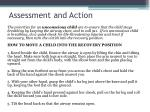 assessment and action3