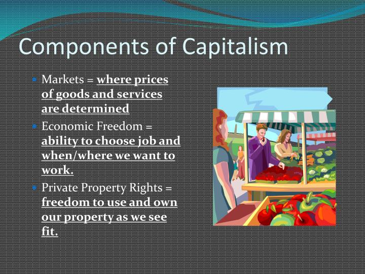 Components of Capitalism