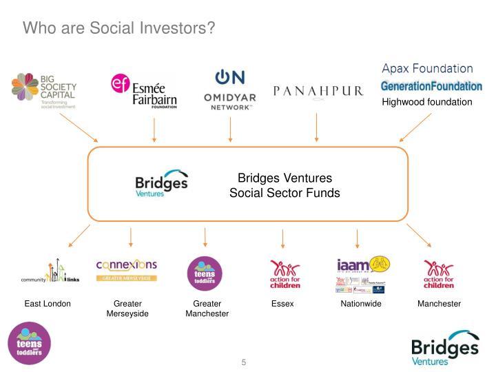 Who are Social Investors?