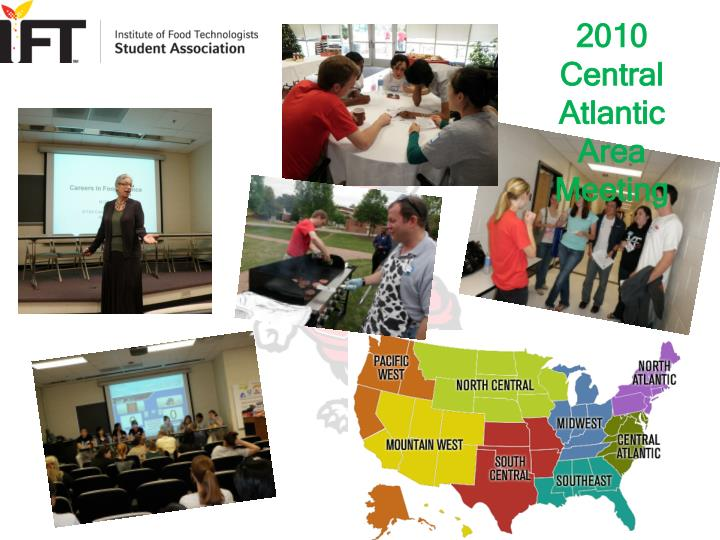 2010 Central Atlantic Area Meeting