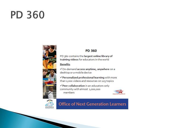 PD 360