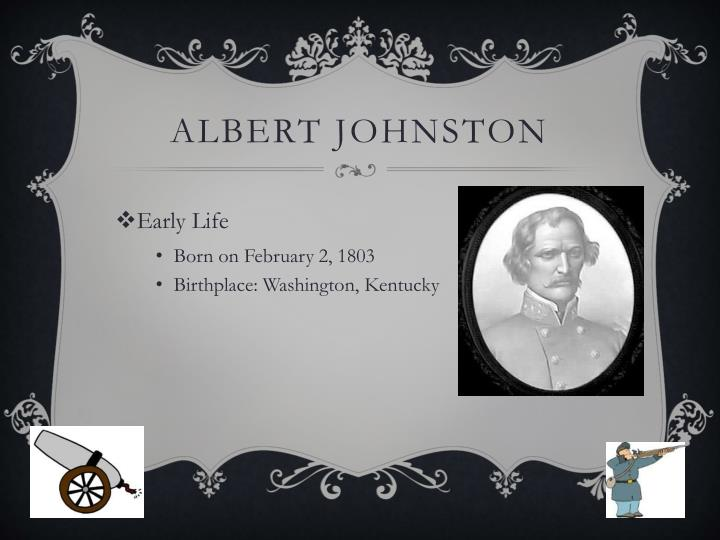 Albert Johnston