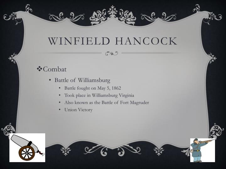Winfield Hancock