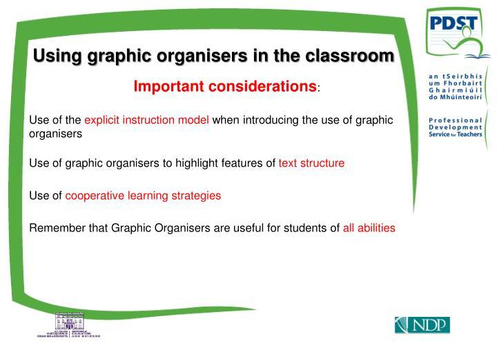 Using graphic