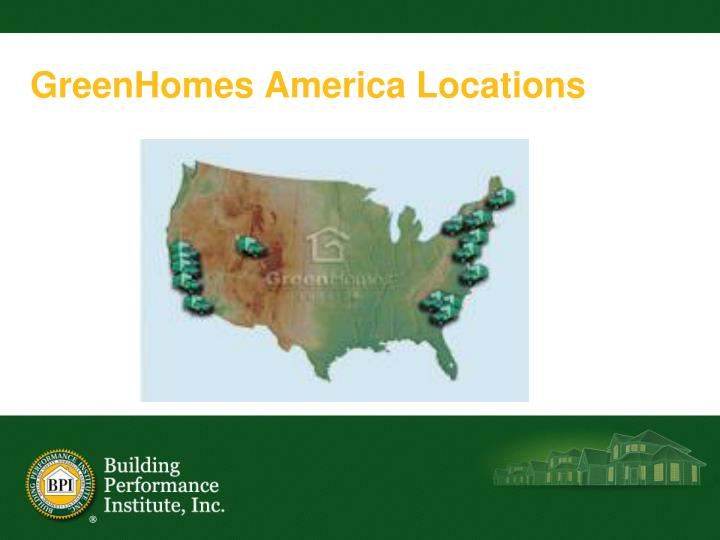 GreenHomes