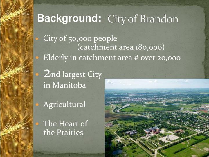 City of brandon
