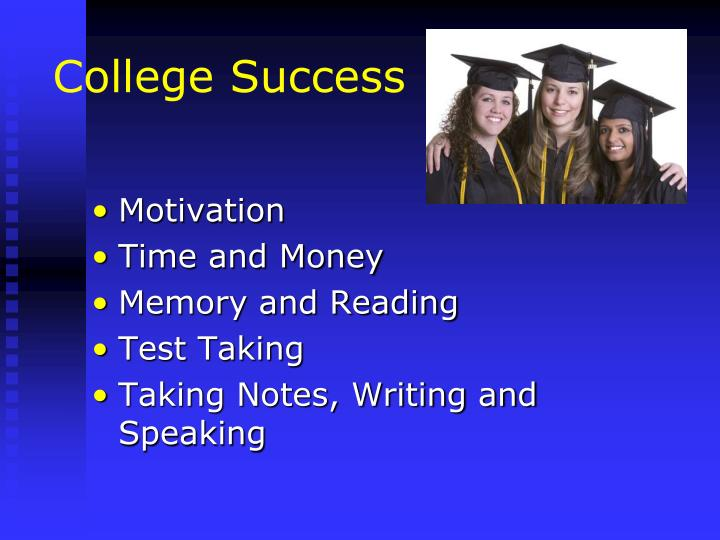 College Success