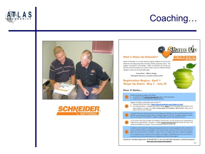 Coaching…