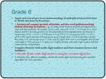 grade 6