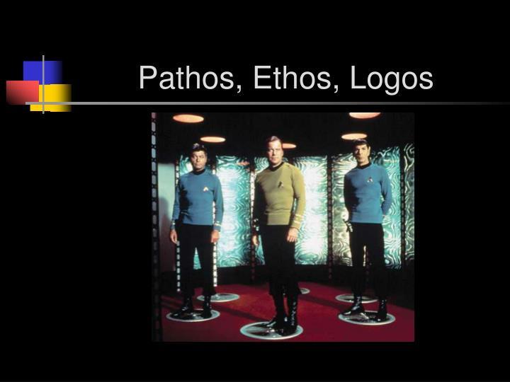 Pathos, Ethos, Logos