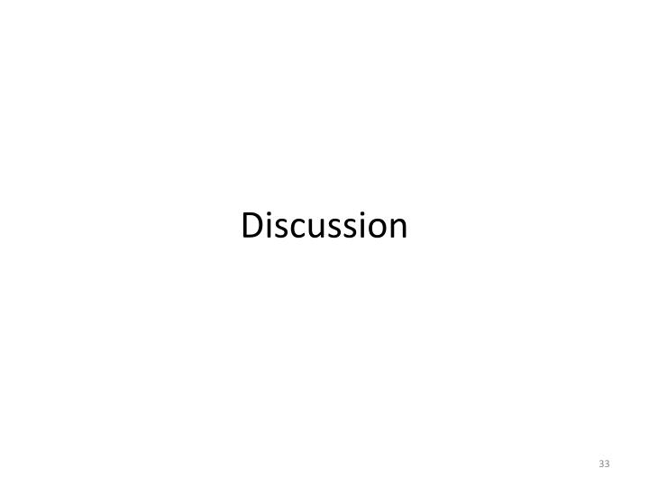 Discussion