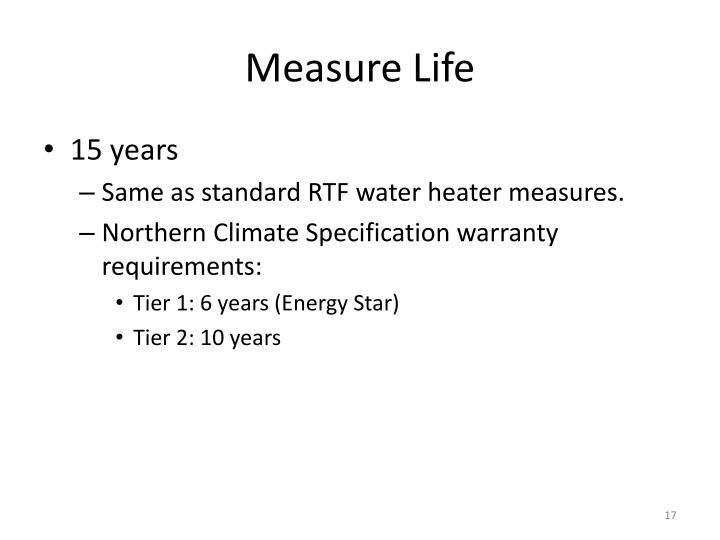 Measure Life