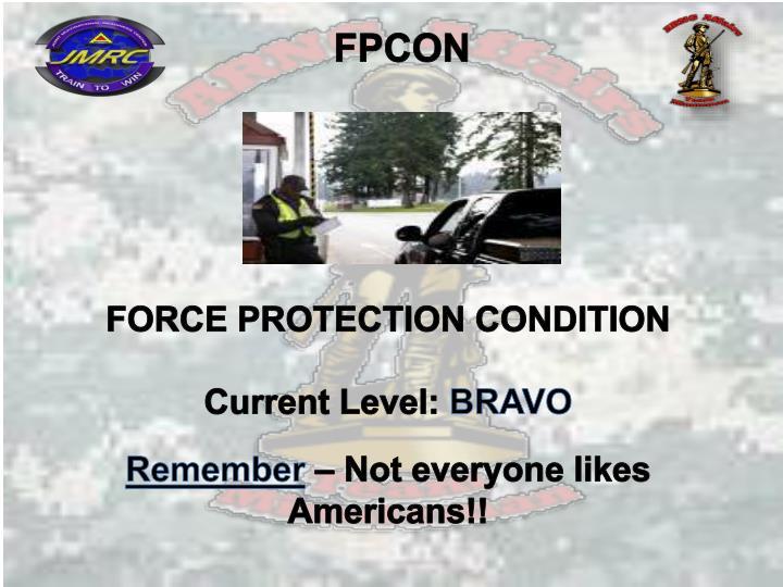FPCON
