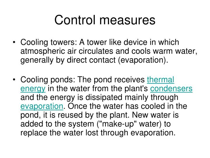 Ppt Thermal Pollution Powerpoint Presentation Id 1595293