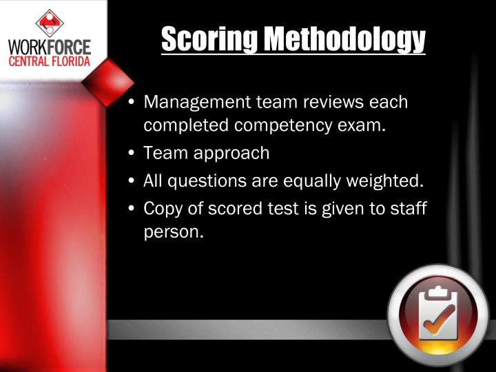Scoring Methodology