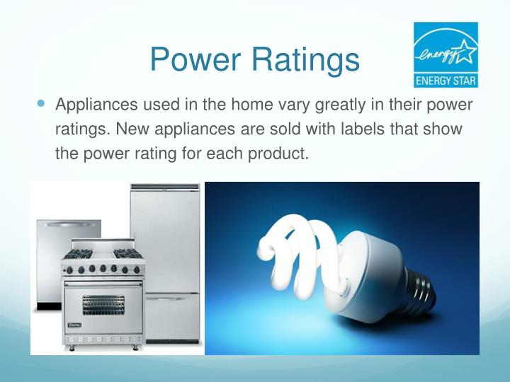 Power Ratings