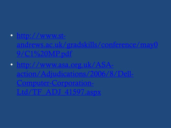 http://www.st-andrews.ac.uk/gradskills/conference/may09/C1%20MP.