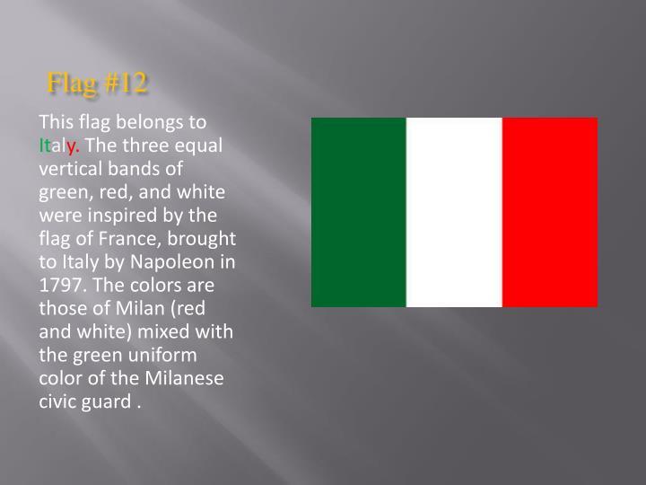 Flag #12