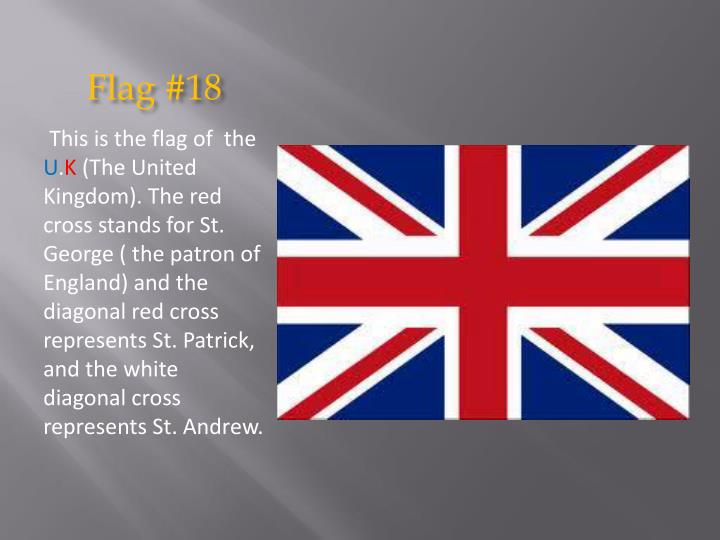 Flag #18