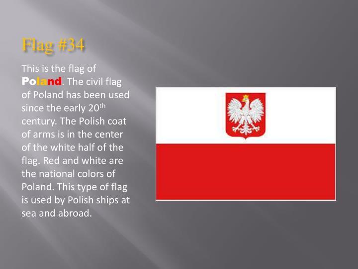 Flag #34